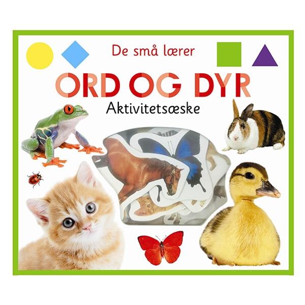 Image of   Alvilda Ord Og Dyr - Aktivitetsæske