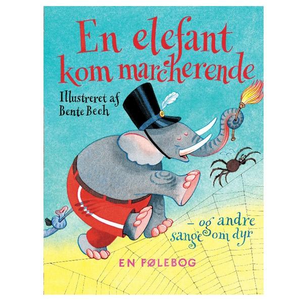 Image of   Alvilda En Elefant Kom Marcherende