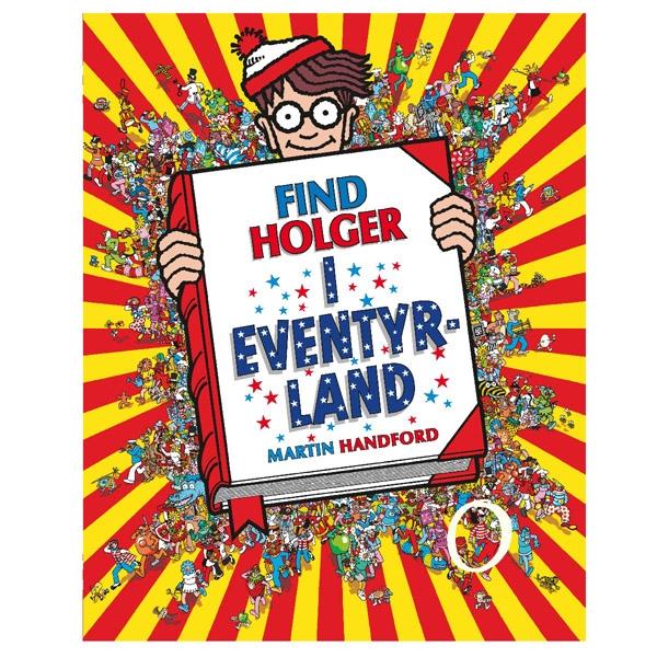 Image of   Alvilda Find Holger i Eventyrland