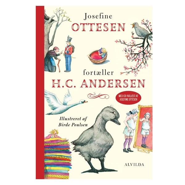 Image of   Alvilda H.C. Andersen (med CD)
