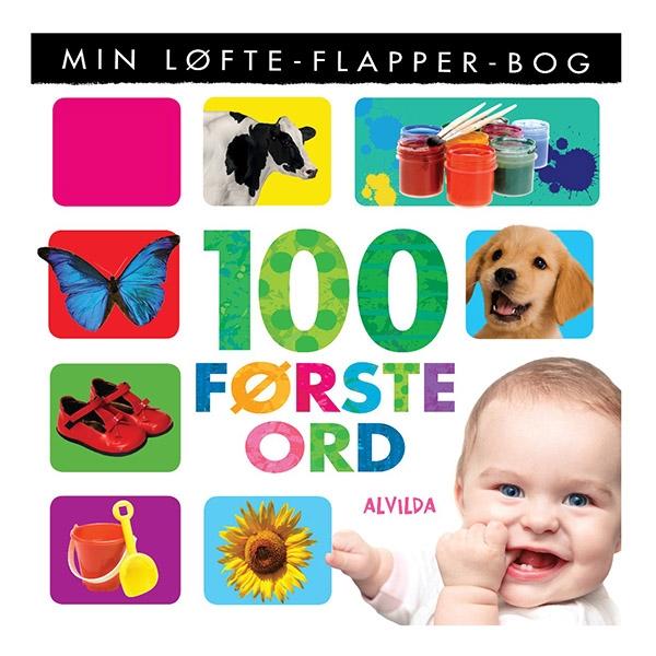 Image of   Alvilda 100 Første Ord