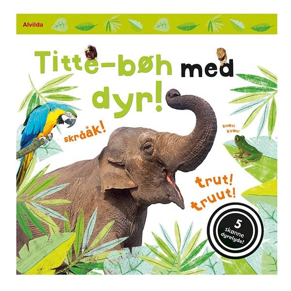 Image of   Alvilda Titte-Bøh med Dyr