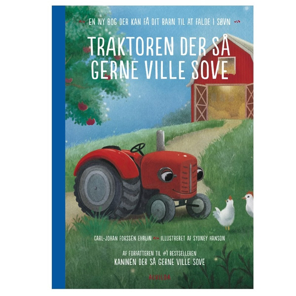 Image of   Alvilda Traktoren Der Så Gerne Ville Sove