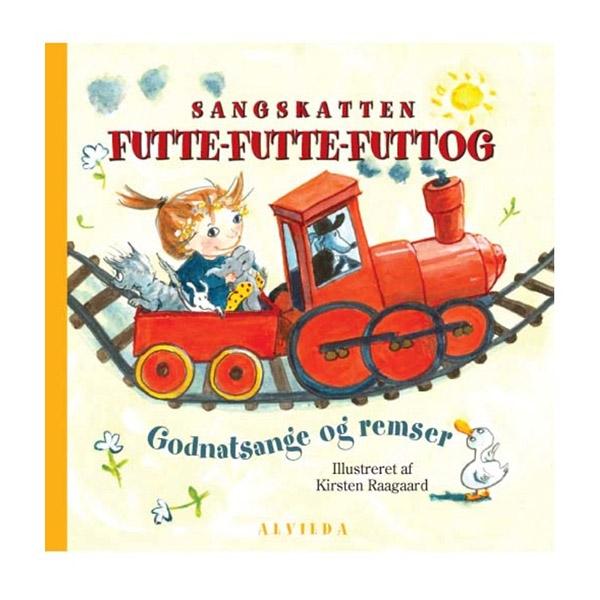 Image of   Alvilda Sangskatten - Futte-Futte-futtog