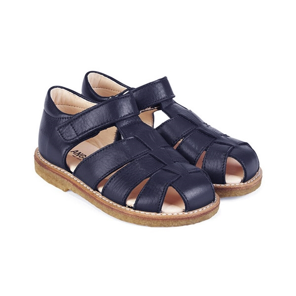 Image of   ANGULUS Sandal Norm. Pasform - Navy