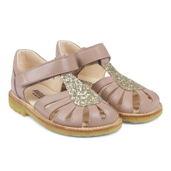 Image of   ANGULUS Sandal m. Glimmer - Make-up