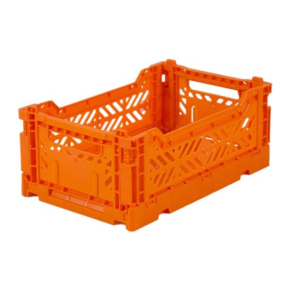 AYKASA Mini Foldekasse Orange