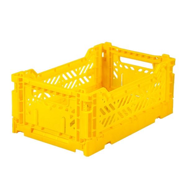 Billede af AYKASA Mini Foldekasse Yellow