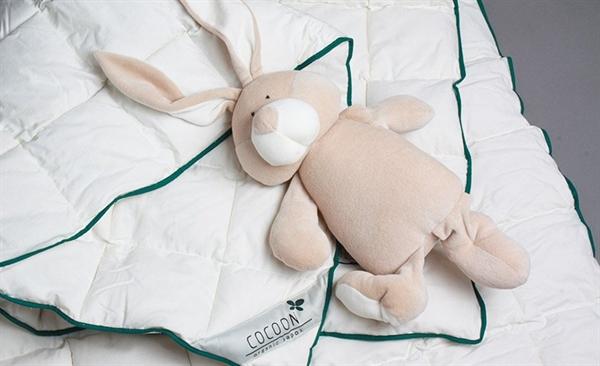 Billede af Mit barn sveder om natten: Guide til bedre søvn