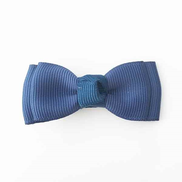 Image of   Bows by Stær Double Bow - Navy