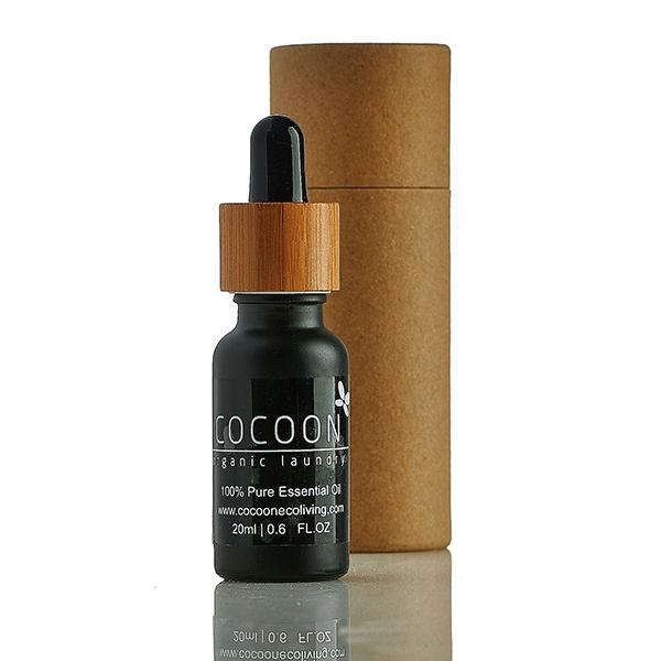 Image of   Naturlig Eucalyptus Olie 20 ml. - Cocoon