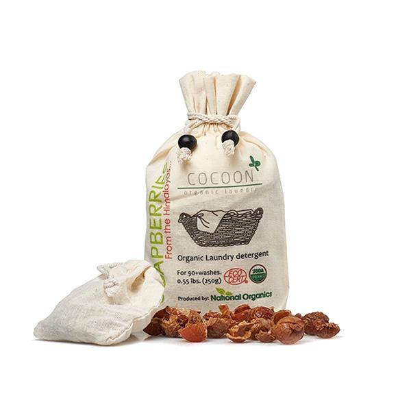Image of   Økologiske Sæbebær 250 gram - Cocoon