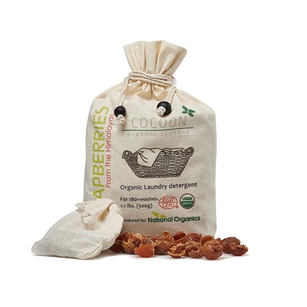 Image of   Økologiske Sæbebær 500 gram - Cocoon