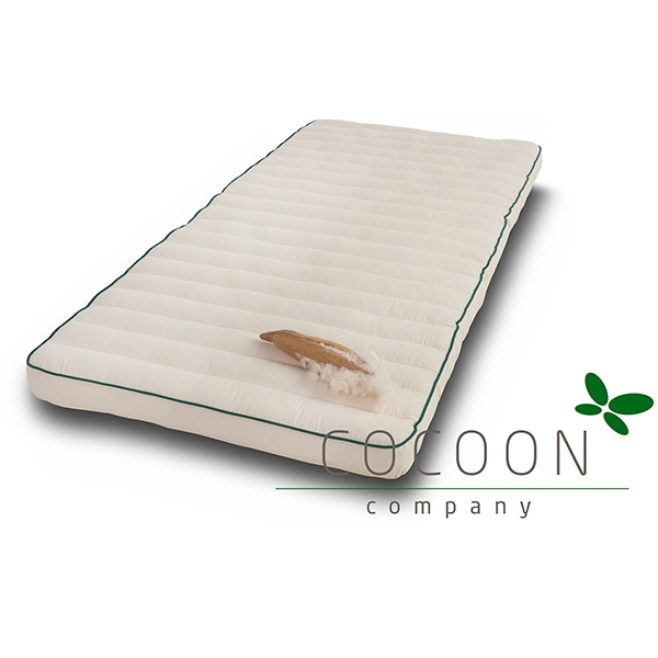 Image of   Kapok Junior Madras 70 x 150 cm - Cocoon