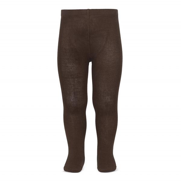 Cóndor Plain Strømpebukser - Brown