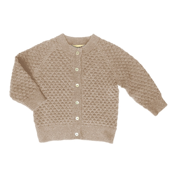 Image of   esencia Hanna Cardigan - Pebble