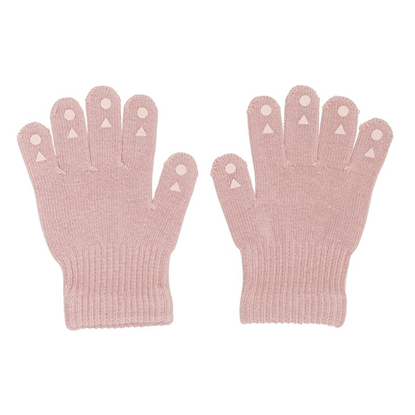 Image of   GoBabyGo Non-Slip Handsker - Dusty Rose