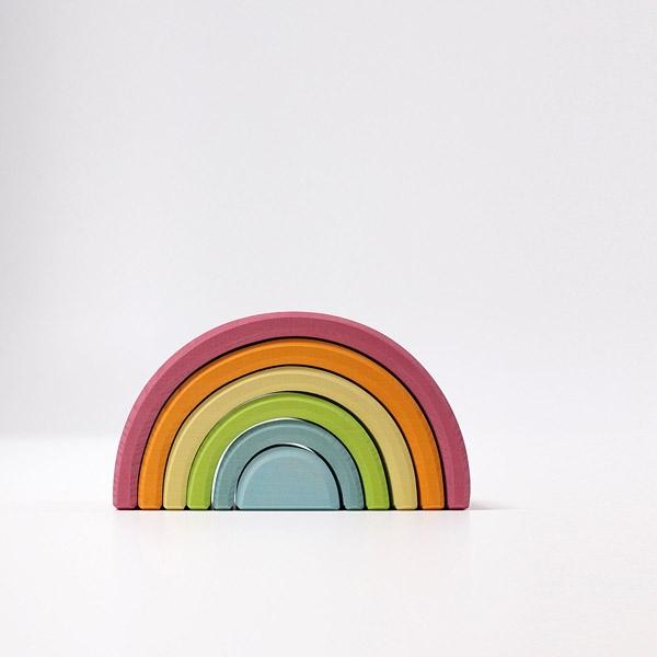 Billede af GRIMMs Regnbue Mellem - Pastel