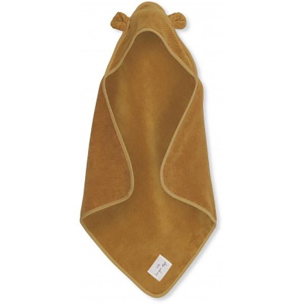 Image of   Konges Sløjd Terry Håndklæde - Mustard