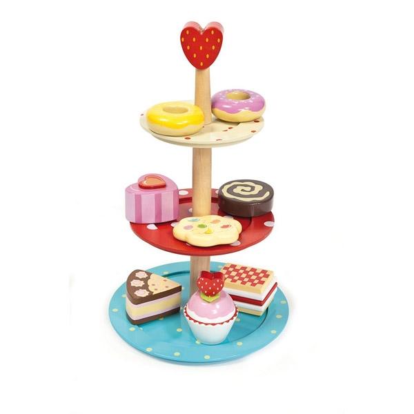 Image of   Le Toy Van Honeybake Kagestander