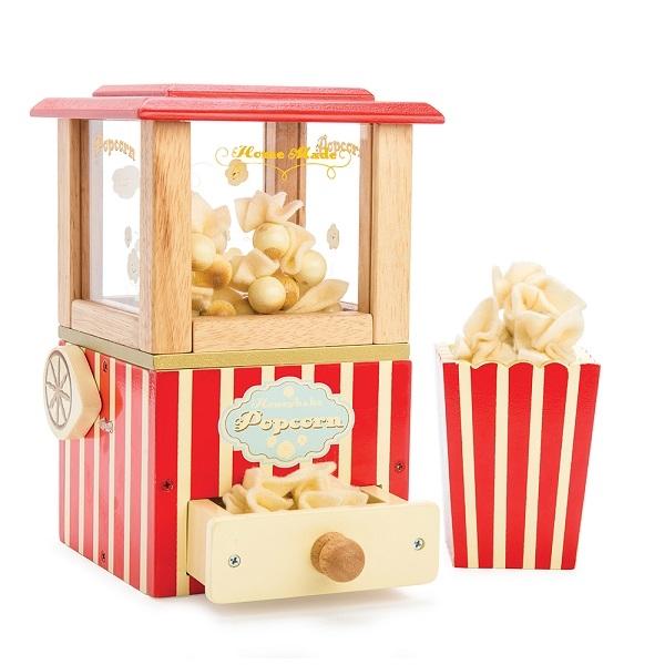 Image of   Le Toy Van Honeybake Popcorn Maskine