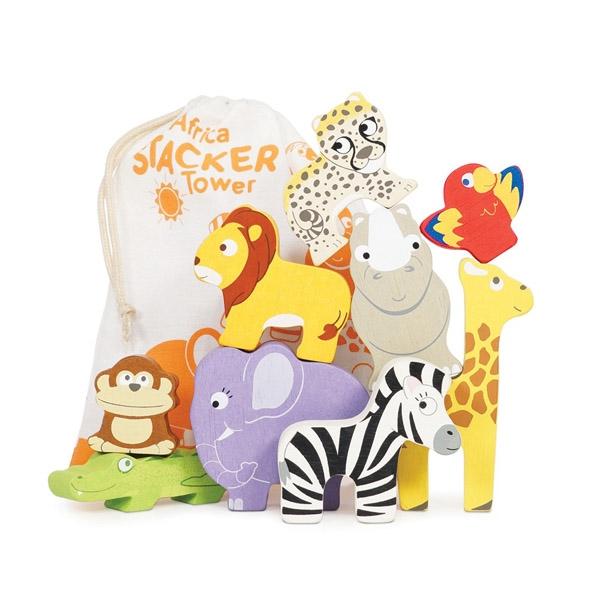 Le Toy Van Stabledyr fra Afrika (5060692631178)