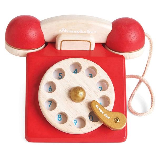 Image of   Le Toy Van Vintage Telefon