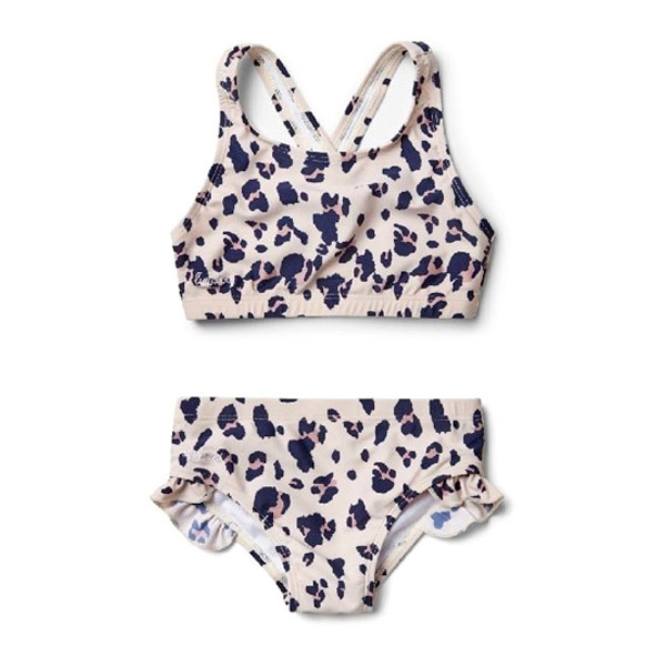 Image of   Liewood UV Bikini - Leo Beige