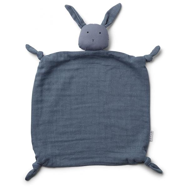 Liewood Nusseklud Rabbit - Blue Wave