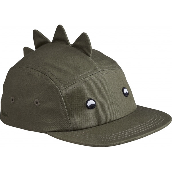 Image of   Liewood Rory Cap Dino - Faune Green