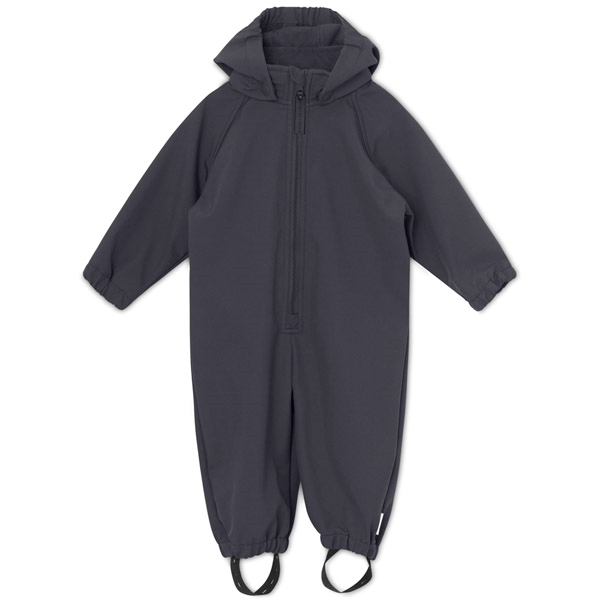 Image of   Mini A Ture Softshell Arno Suit Blue Nights