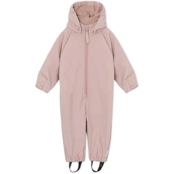 Image of   Mini A Ture Softshell Arno Suit Muted Lilac