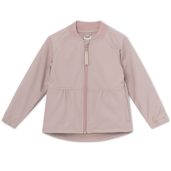 Image of   Mini A Ture Softshell Bridget Jakke Muted Lilac