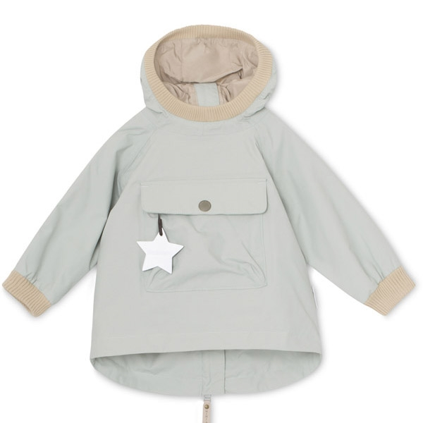Image of   Mini A Ture Anorak Vito Puritan Grey