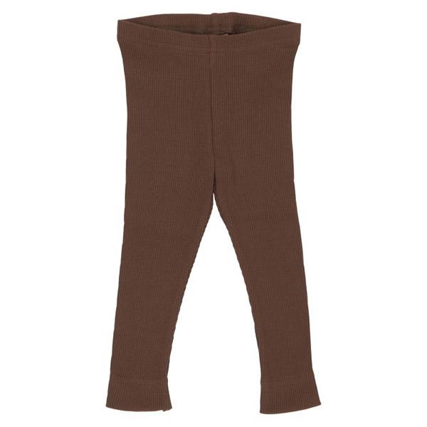 Petit Piao Modal Leggings - Bison Brown