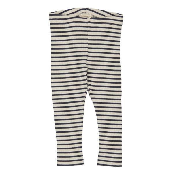 Petit Piao Modal Leggings - Ombre Blue/Beige