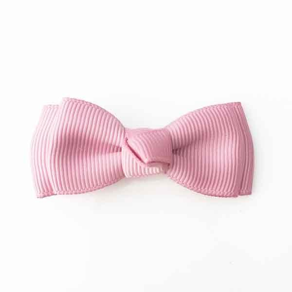 N/A – Bows by stær double bow - dusty rose på parcellet
