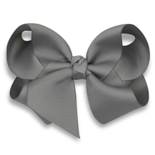 Bows by stær sløjfe - grå fra N/A fra parcellet