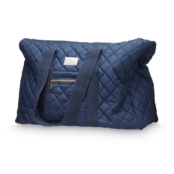 Image of   Cam Cam Weekendtaske Coated - Navy