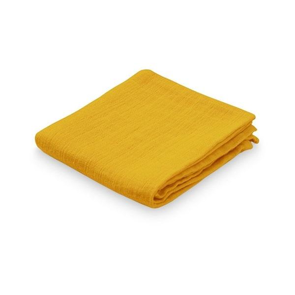 Image of   Cam Cam Økologisk Stofble - Mustard