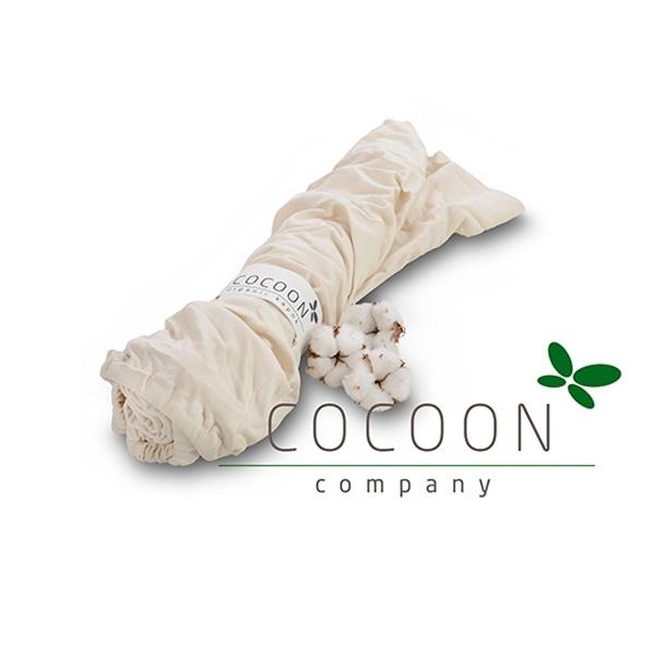 Image of   2-Pak Økologisk Lagen til Babyseng 60x120 - Cocoon
