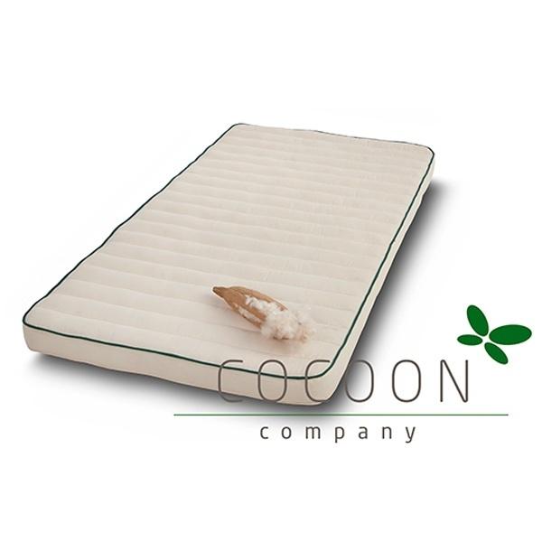 Kapok Babymadras 60 x 120  - Cocoon