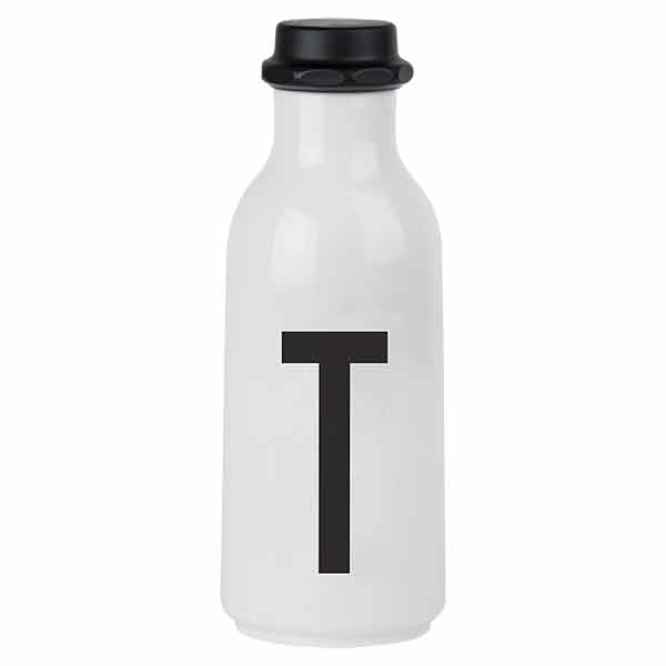N/A Design letters drikkeflaske a-z fra parcellet