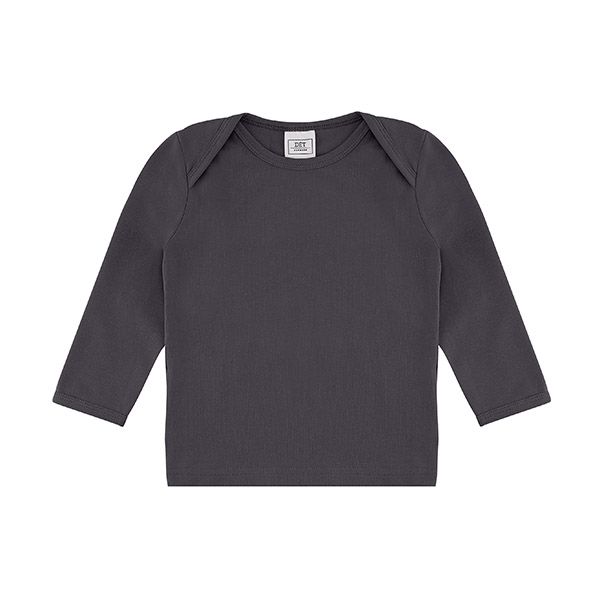 Image of   DÉT Denmark Cosy Grey Bluse