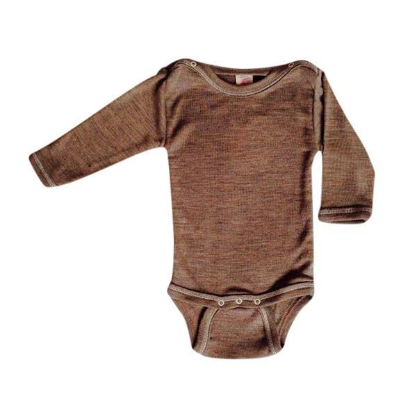 N/A – Walnut body uld/silke - engel fra parcellet