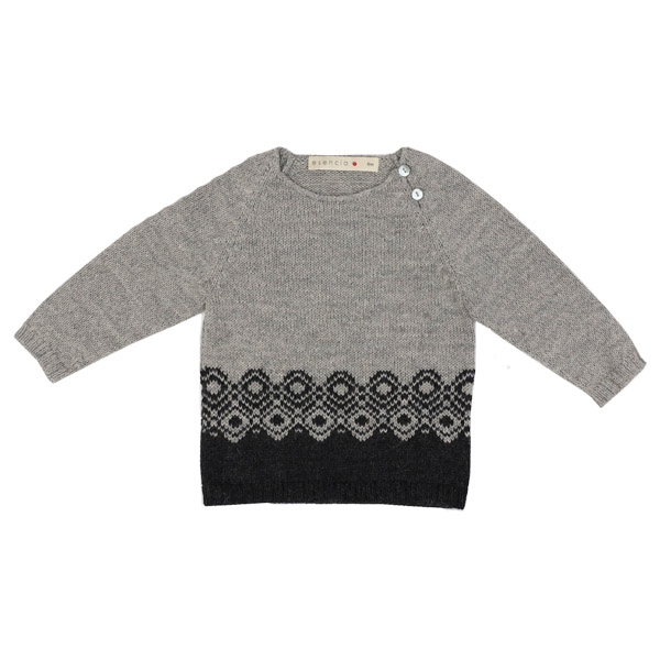 esencia Sweater Teth - Dove