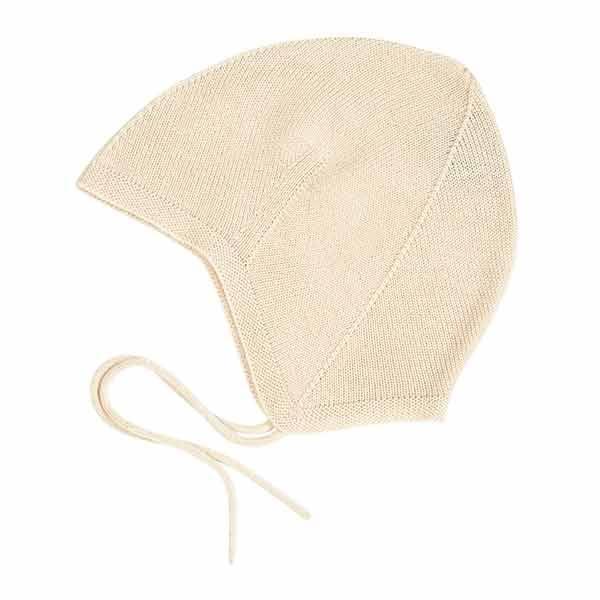 Image of   FUB Wool Baby Hat Ecru