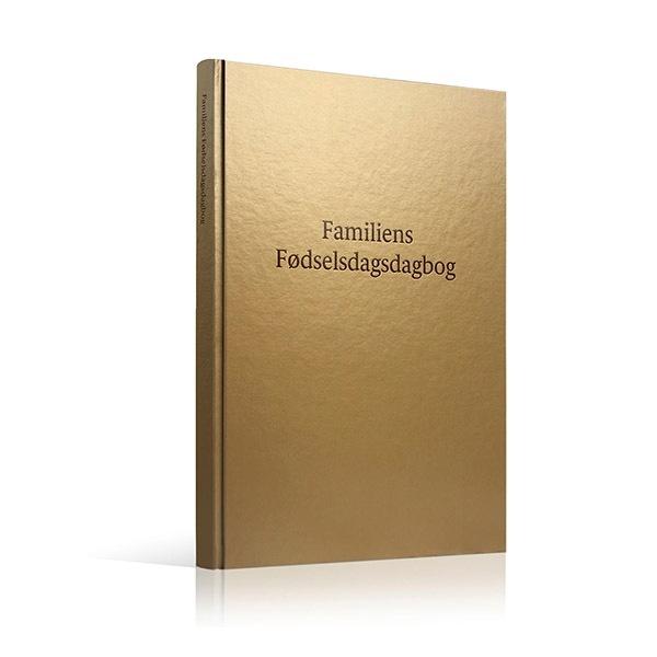 Image of   Familiens Fødselsdagsdagbog
