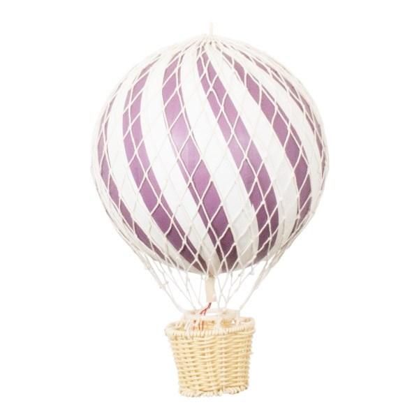 Billede af Filibabba Luftballon Plum - Stor
