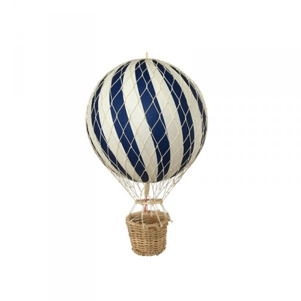 N/A Filibabba luftballon navy  - lille på parcellet
